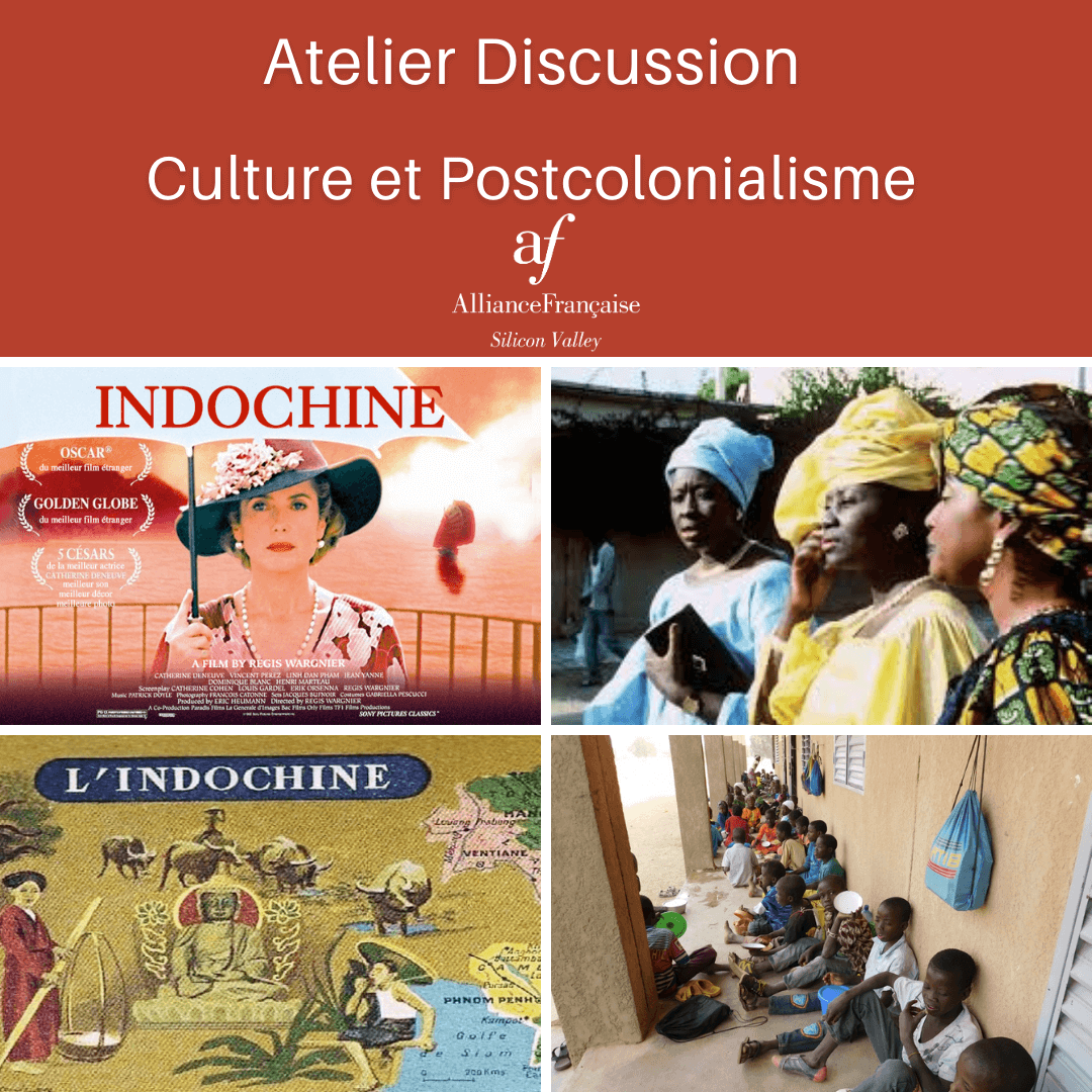 Atelier Discussion Culture et Postcolonialisme